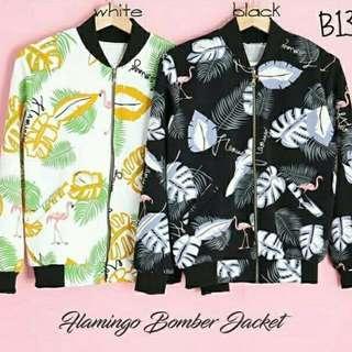 Jacket bomber furaminggo