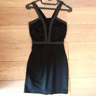 BN Forever21 black dress