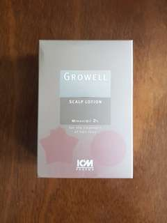 Growell Scalp Lotion