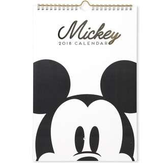[TYPO] Mickey Disney 2018 Calendar