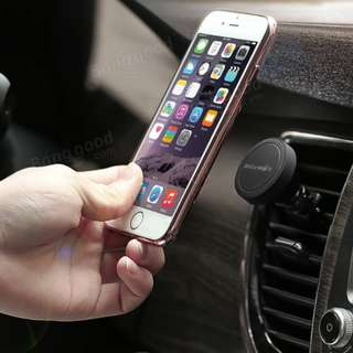 Cellphone Magnetic Air Vent Holder