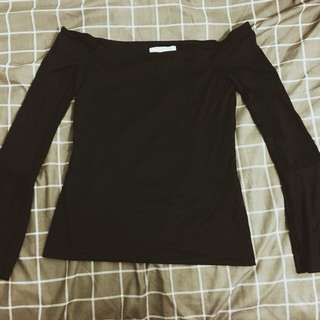 BNWTG SUPRE Long Sleeve Black