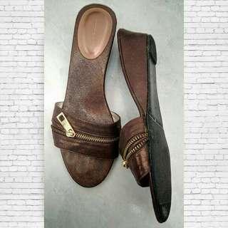 Sandal Wedges Wanita Size 38