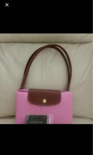 罕有全新,正貨粉紅色 Longchamp 袋 *Brand NEW* 100% Authentic Longchamp Bag