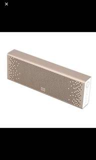 Sealed Xiaomi Bluetooth Speaker Gold