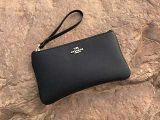 Coach Large Wristlet (Can fit iPhone plus)
