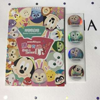 全要包郵 Disneyland 香港 迪士尼樂園 shop & reward 購物有禮 印花 Duffy and friends Disney character eggs Disney Pixar