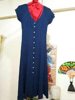 Authentic Esprit Midi Dress