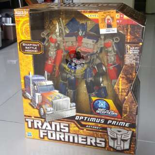 Transformers - Optimus Prime (Leader Class)