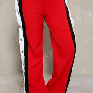 Snap Track Pants H&M
