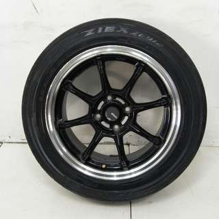 15 '' Sport Rim With Tyre 4x100 (SR962)