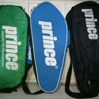 PRINCE BADMINTON BAGS