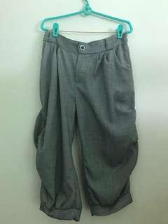 BN street style baggy pants