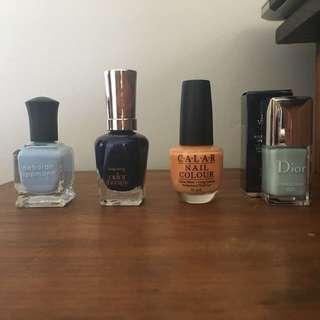 🆕Assorted nail polish