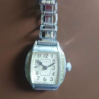Vintage Elgin Art Deco WirstWatch
