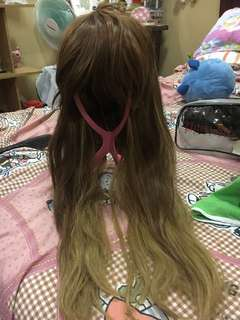 Two tone Wig