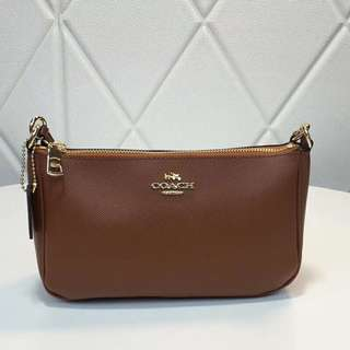 Coach Top Handle Pouch / Crossbody / sling bag