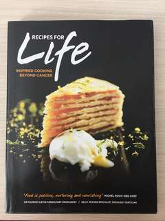 Recipes for Life Cooking Beyond Cancer Cookbook