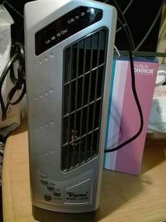 Mini tower fan!