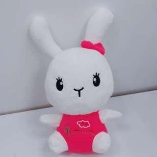 (全新)兔子娃娃