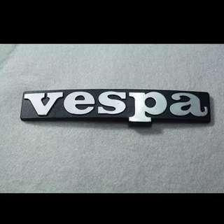 Vespa px excelusive emblem