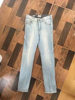 Authentic Mango Skinny Jeans for Boys