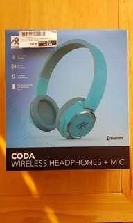 New bluetooth headset