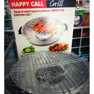 happy call grill roaster alat panggang serba guna