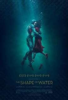 Film The Shape Of Water 2017 Kualitas Original