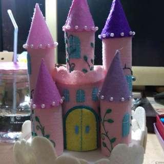 城堡音樂盒