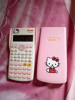 Kalkulator hellokitty samrio