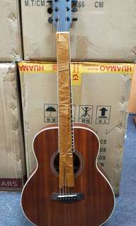 Acoustic Guitar 36 inch traval size.