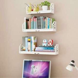Rack rak dinding gantung cabinet ornamen furniture laci