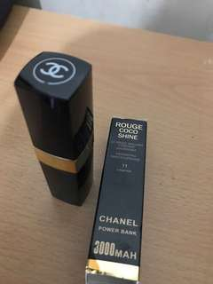 Chanel lipstick usb charger