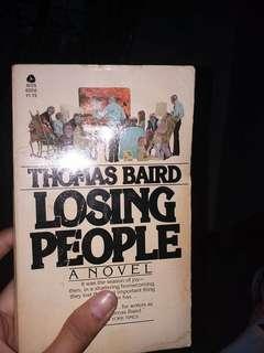 Losing People - Thomas Baird
