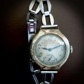 Vintage Art Deco Wristwatch