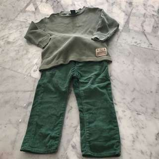 Winter boys 18-24m