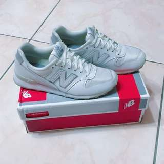 🚚 New balance 996/白/女鞋