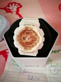 Baby G 超靚手錶