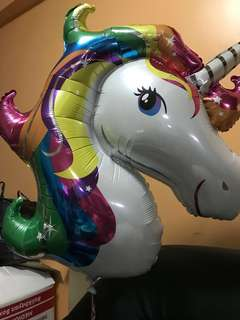 UNICORN LARGE BALLOON