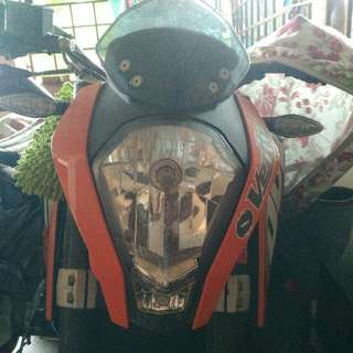 KTM DUKE200 body part