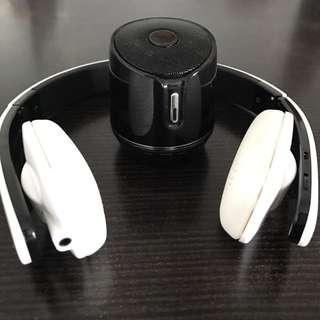 Bluetooth Earphone and Speaker