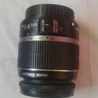 Canon 18-55mm kit lens