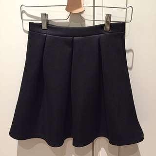 Boohoo Black Skirts