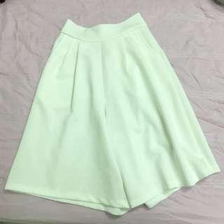Celana Kulot Putih Murah Preloved Cullotes Pants Celana Second Hand