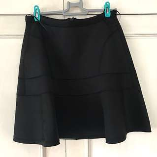 Plains and Prints black tulip skirt