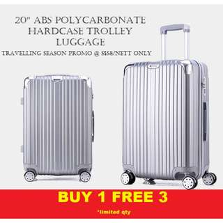 """Luggage *ABS* *20"""" inch*"""