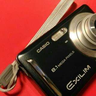 Casio digicam