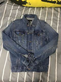 Uniqlo Denim Jacket