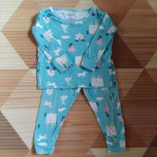 Carter's sleep wear